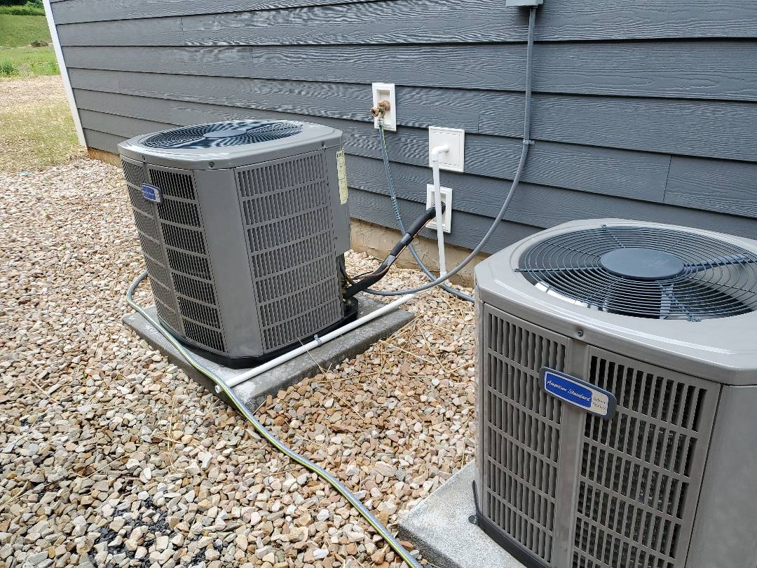Cleveland, TN - Service call. Performed repair on American Standard Ac