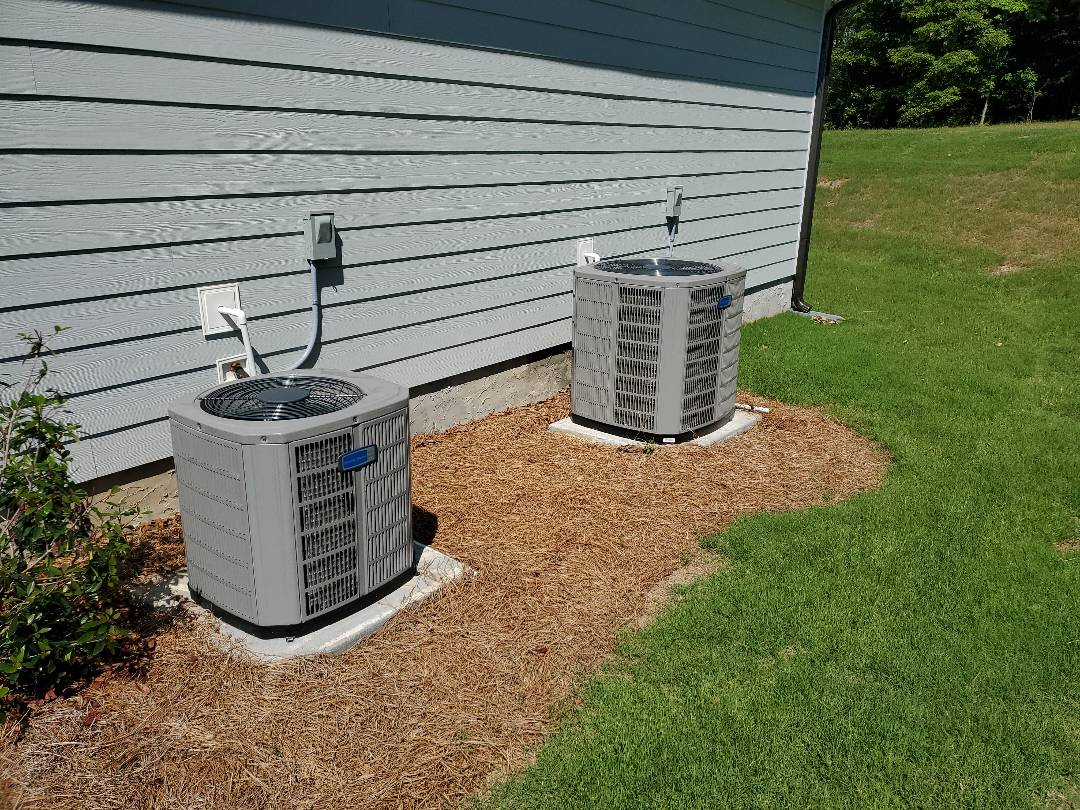 Soddy-Daisy, TN - Service call. Repaired American Standard system.