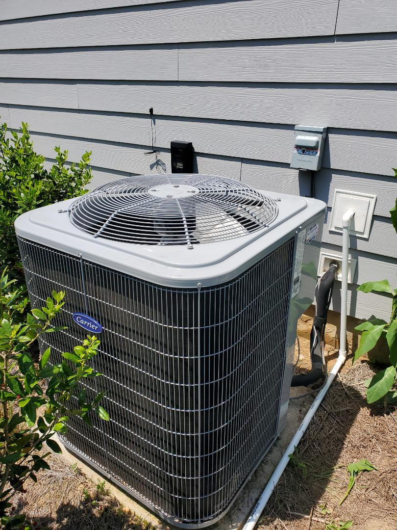 Soddy-Daisy, TN - Service call.  Performed repair on American Standard system