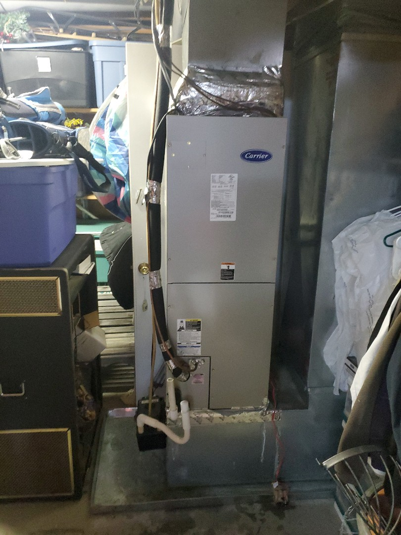 Cleveland, TN - Service call.  Performed repair on Carrier air conditioner
