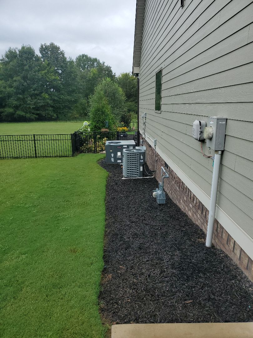 Ooltewah, TN - Service call.  Performed maintenance on Amana heat pump and Amana Gas pack.