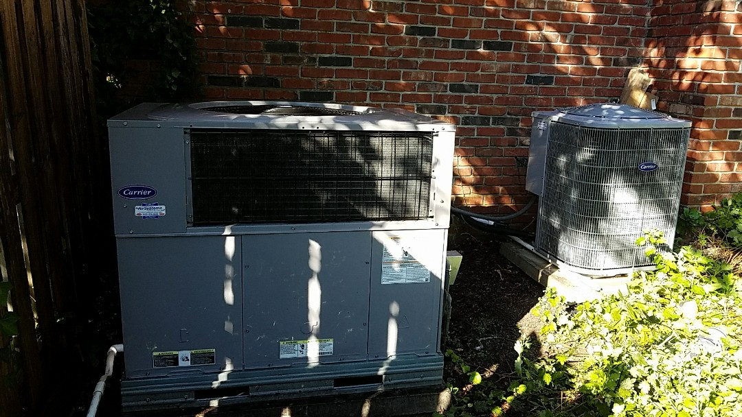 Cleveland, TN - Maintenance Call. Performed Maintenance on Carrier Furnace and heat pump