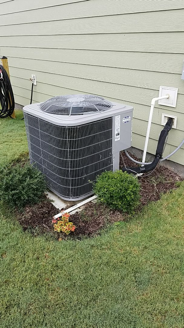 Cleveland, TN - Maintenance Call. Performed Maintenance on Carrier System.