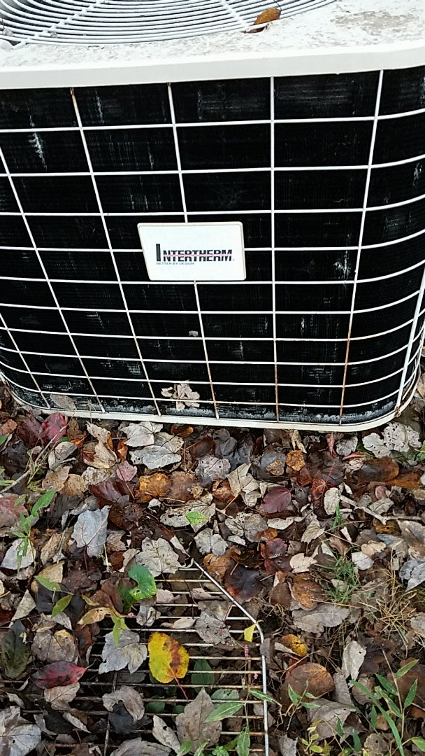 Cleveland, TN - Maintenance Call. Performed tune up on Intertherm heat pump