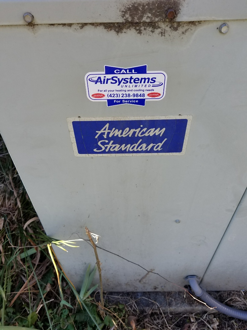 Cleveland, TN - Service call. Performed repair on American Standard Gas System