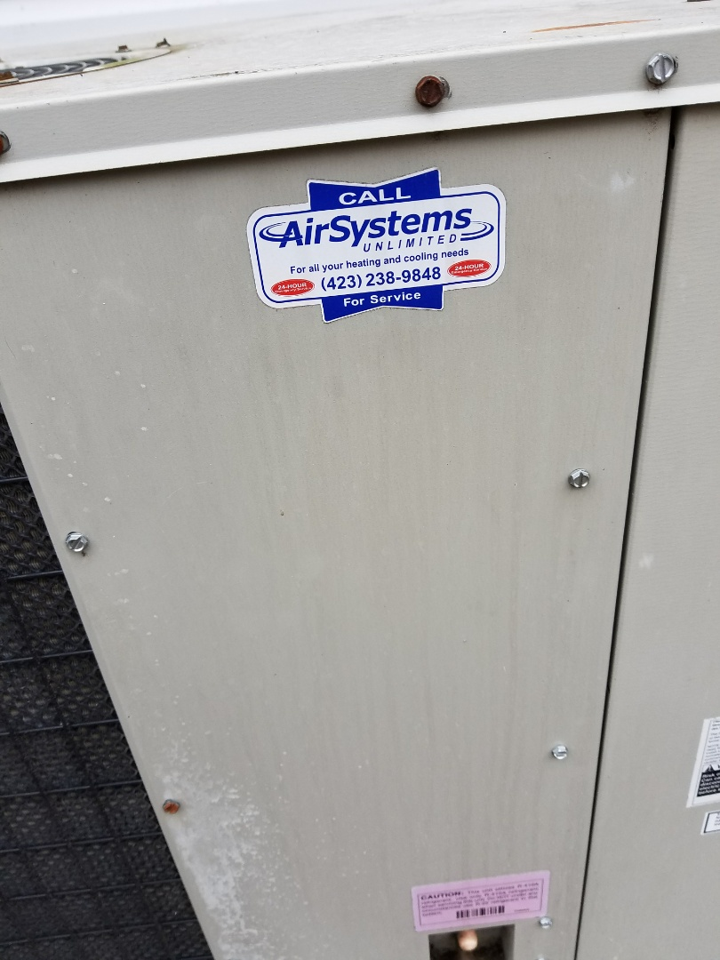 Soddy-Daisy, TN - Service call. Performed repair on Frigidaire HVAC System