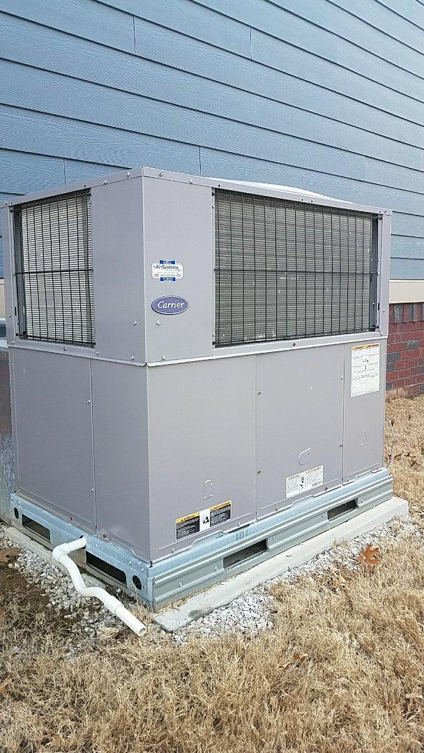 Ooltewah, TN - Performed repair on carrier furnace.