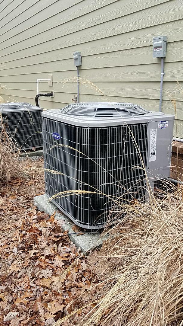 Signal Mountain, TN - Performed repair on carrier heat pump.
