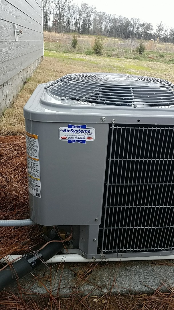 Ooltewah, TN - Service call. Performed repair on carrier hvac system.