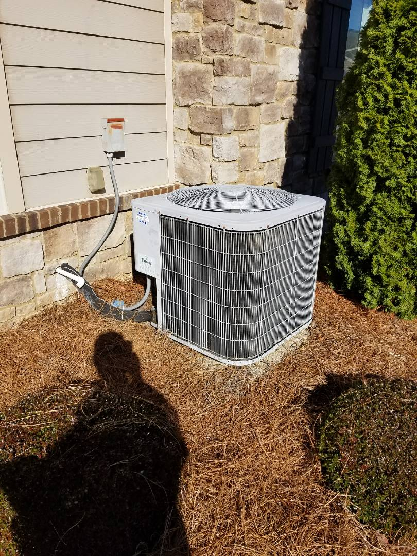Ooltewah, TN - Service call. Performed repair on Carrier System