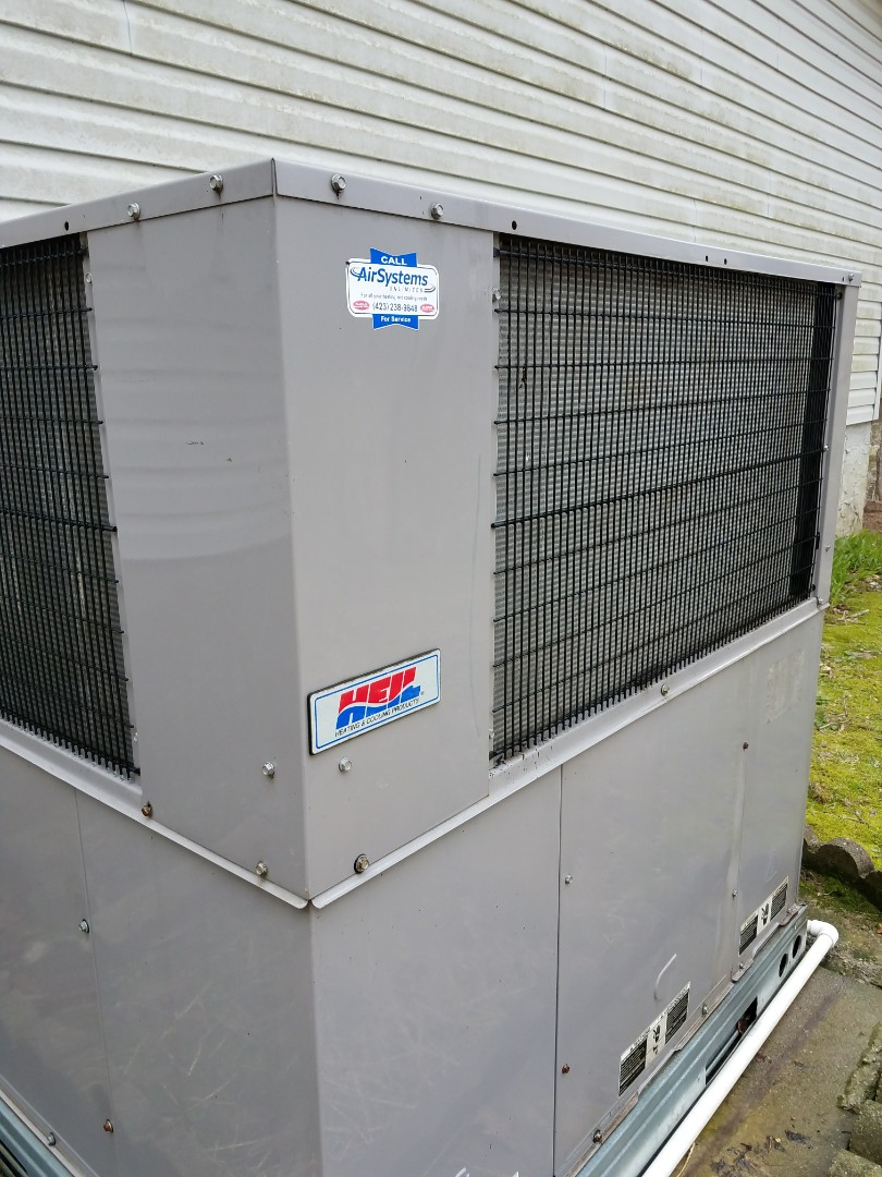 Soddy-Daisy, TN - Preventive maintenance. Performed maintenance on Heil HVAC system.