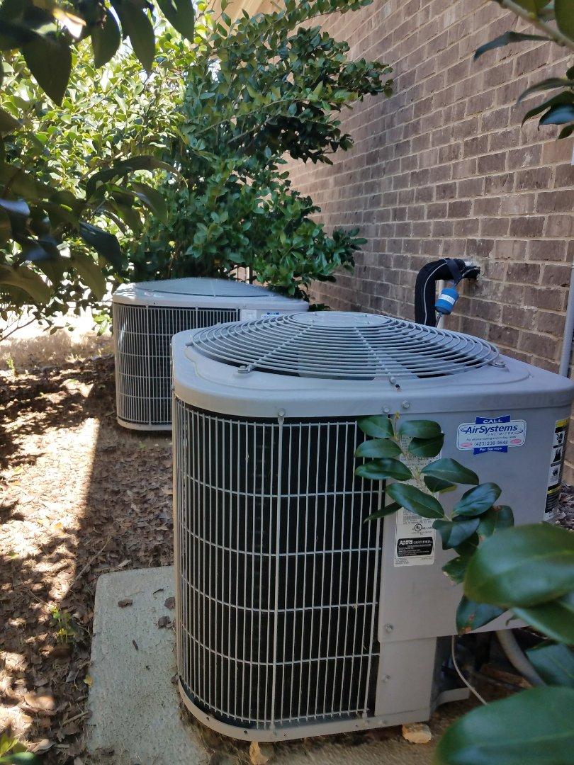 Ooltewah, TN - Preventive maintenance. Performed maintenance on carrier hvac systems