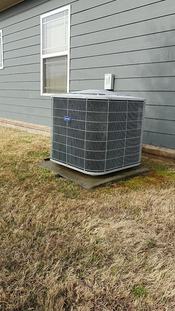 Chattanooga, TN - Preventive maintenance. Performed maintenance on carrier furnace.