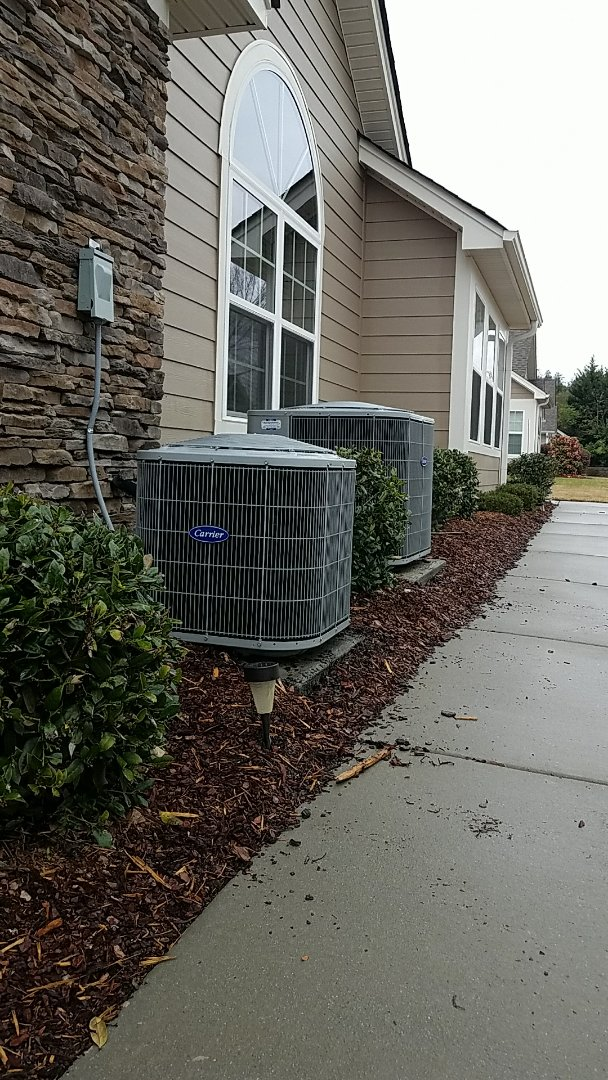 Chattanooga, TN - Preventive maintenance. Performed maintenance on carrier hvac systems.