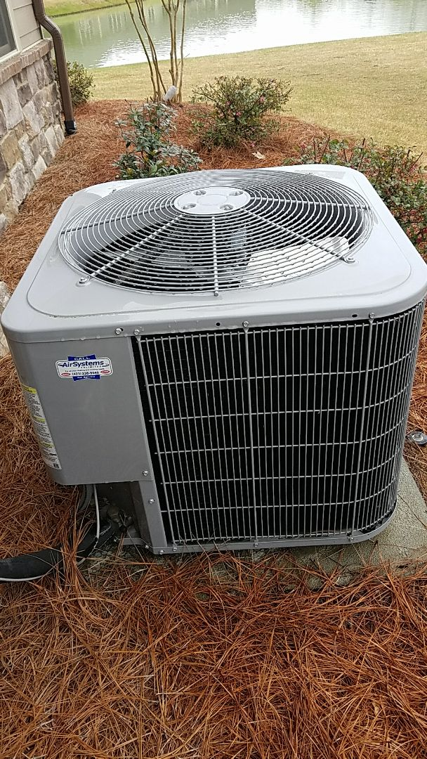 Ooltewah, TN - Service call. Performed repair on Carrier HVAC System