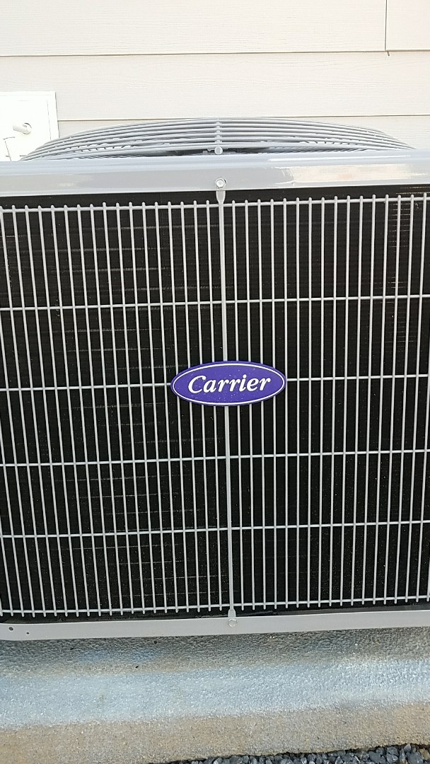Ooltewah, TN - Performed installation of carrier hvac systems.