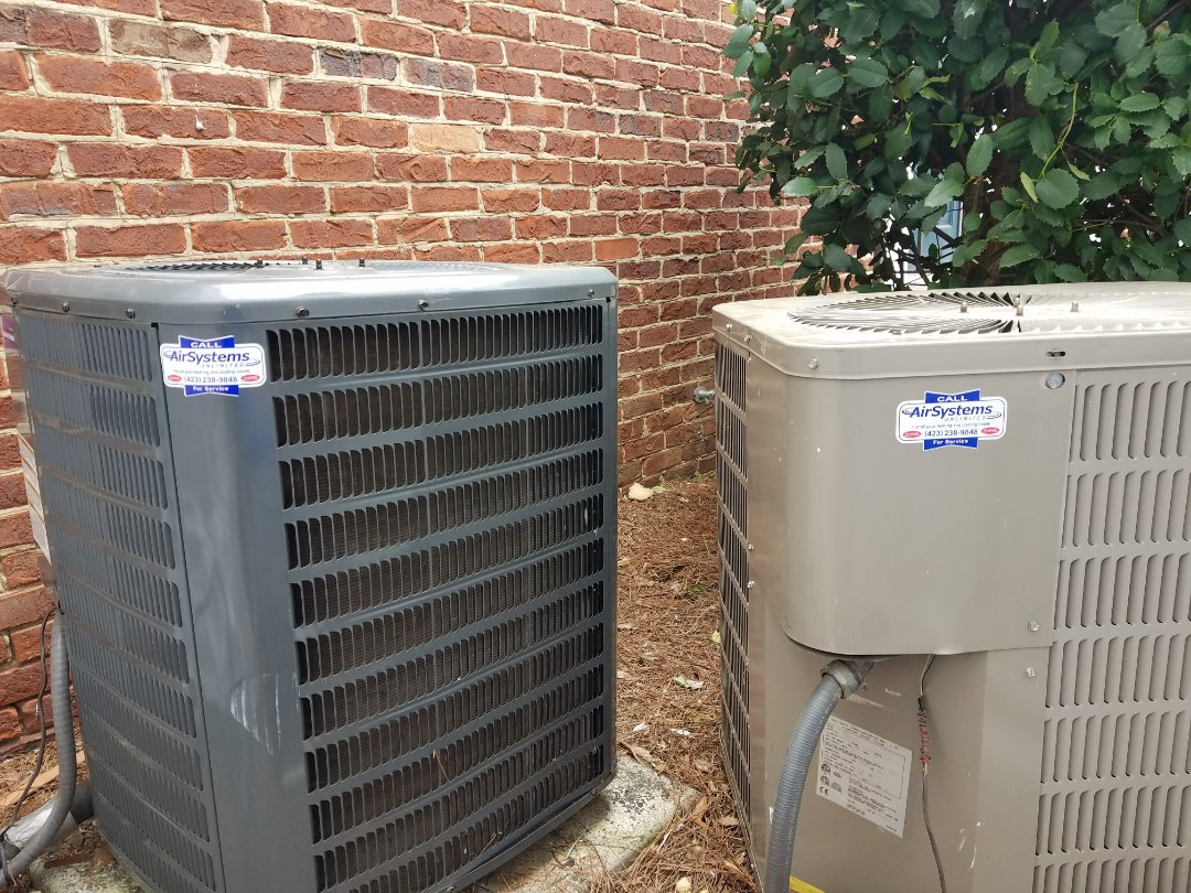 Chattanooga, TN - Service call. Performed repair on Two Goodman AC units.