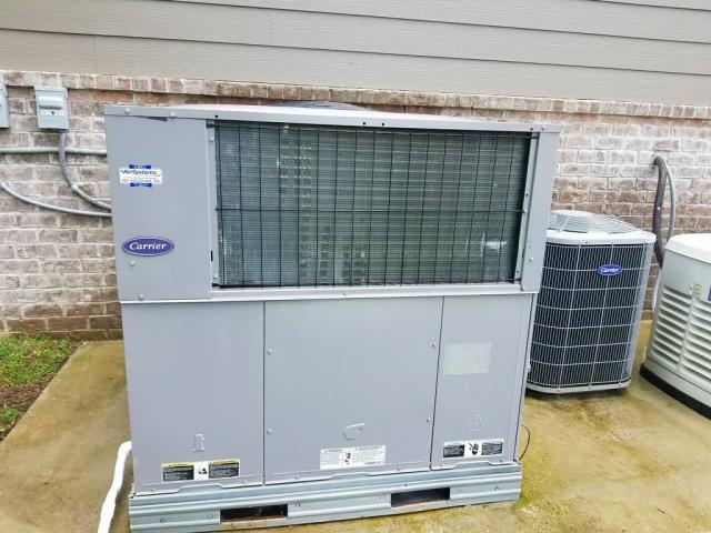 Harrison, TN - Maintenance Call. Performed tune up on Carrier Heat Pumps