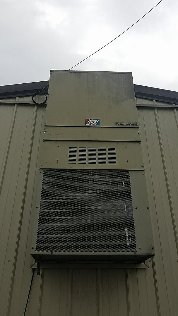 Chattanooga, TN - Service call. Performed repair on Bard Heat Pump