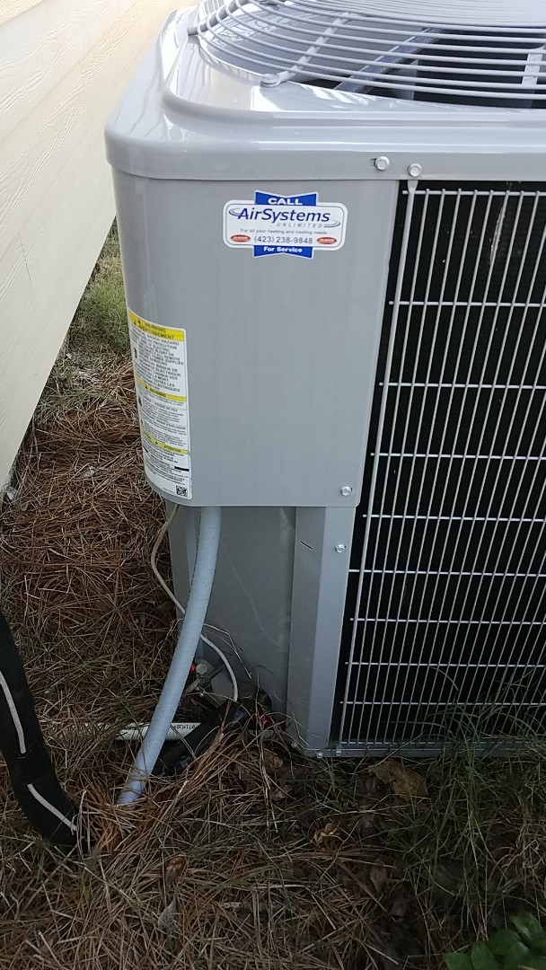 Chattanooga, TN - Service call. Performed service on Carrier Furnace.