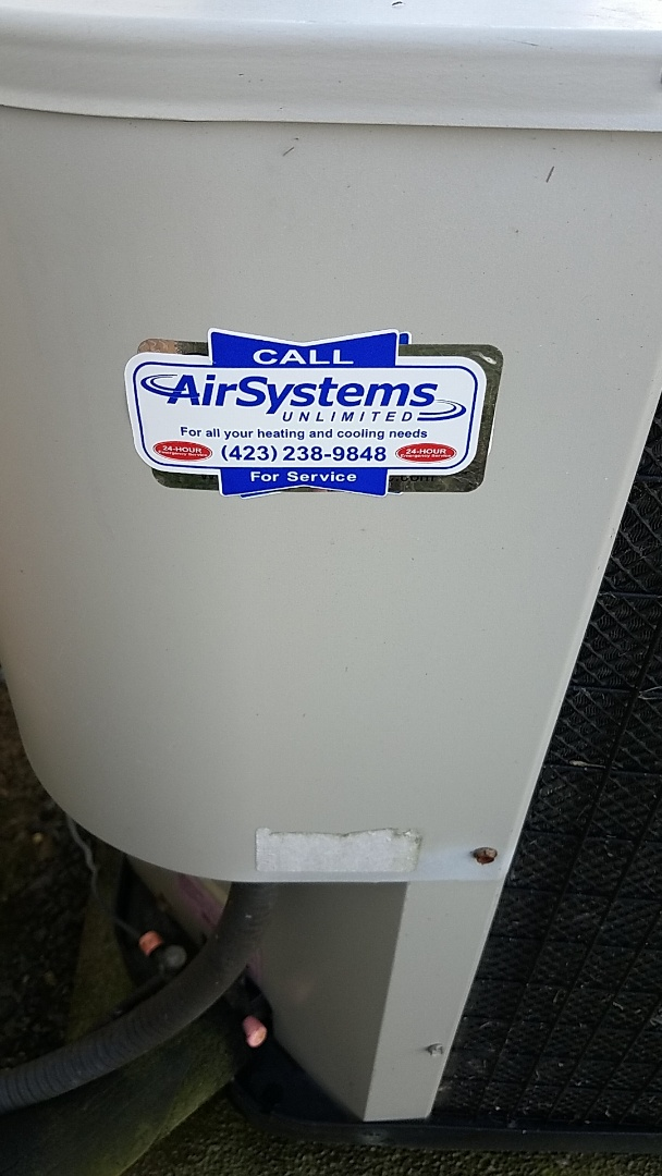 Ooltewah, TN - Service call. Performed service on NuTone AC.