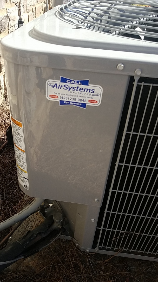 Ooltewah, TN - Service call. Performed service on Carrier AC.
