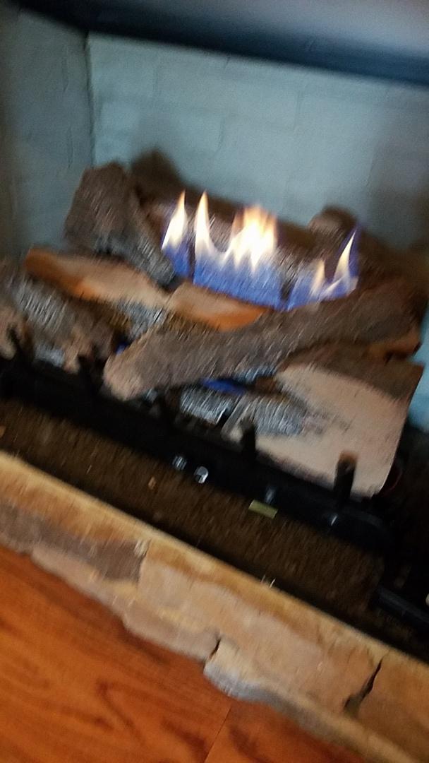 Ooltewah, TN - Service call. Performed repair on gas logs