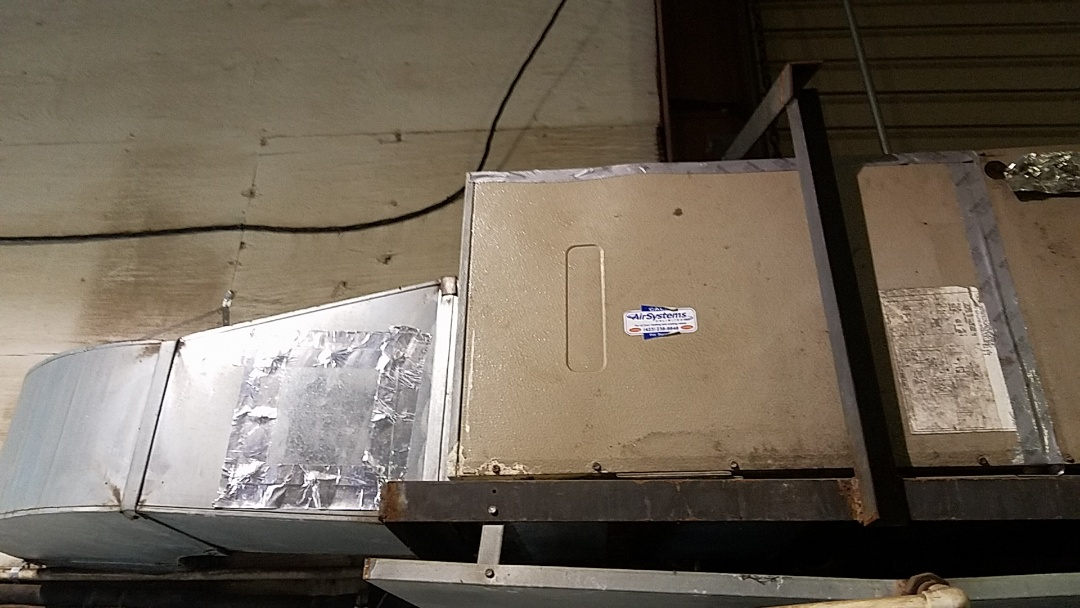 Ooltewah, TN - Service call. Performed repair on Goodman electric furnace