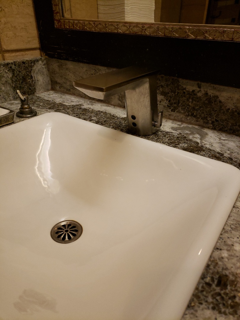 Cartersville, GA - Working on touch free lavatory faucet