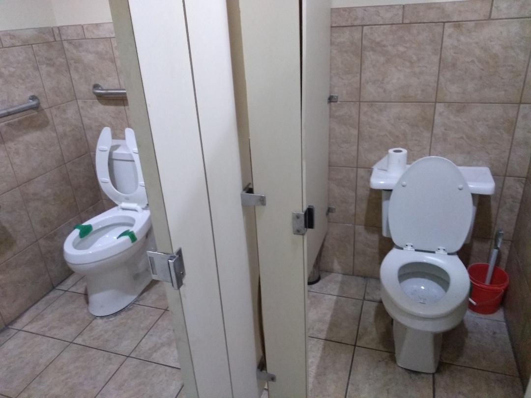 Atlanta, GA - Working on toilets
