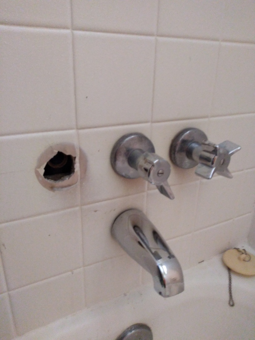 Decatur, GA - Working on bathroom faucet