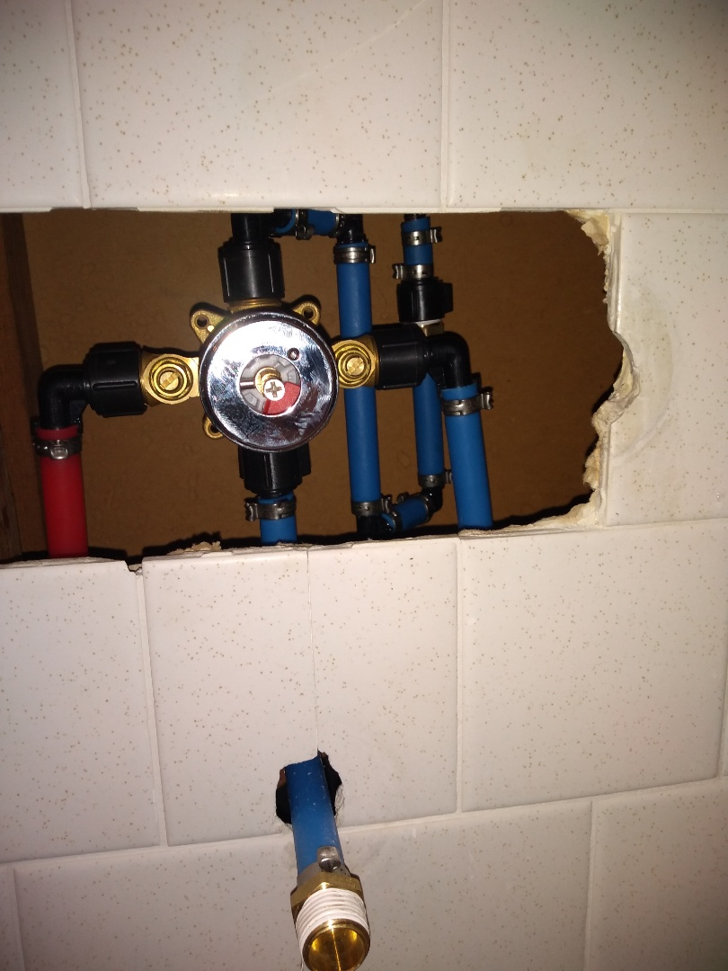 Decatur, GA - Replacing shower valve