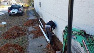 Stone Mountain, GA - Repair main water service