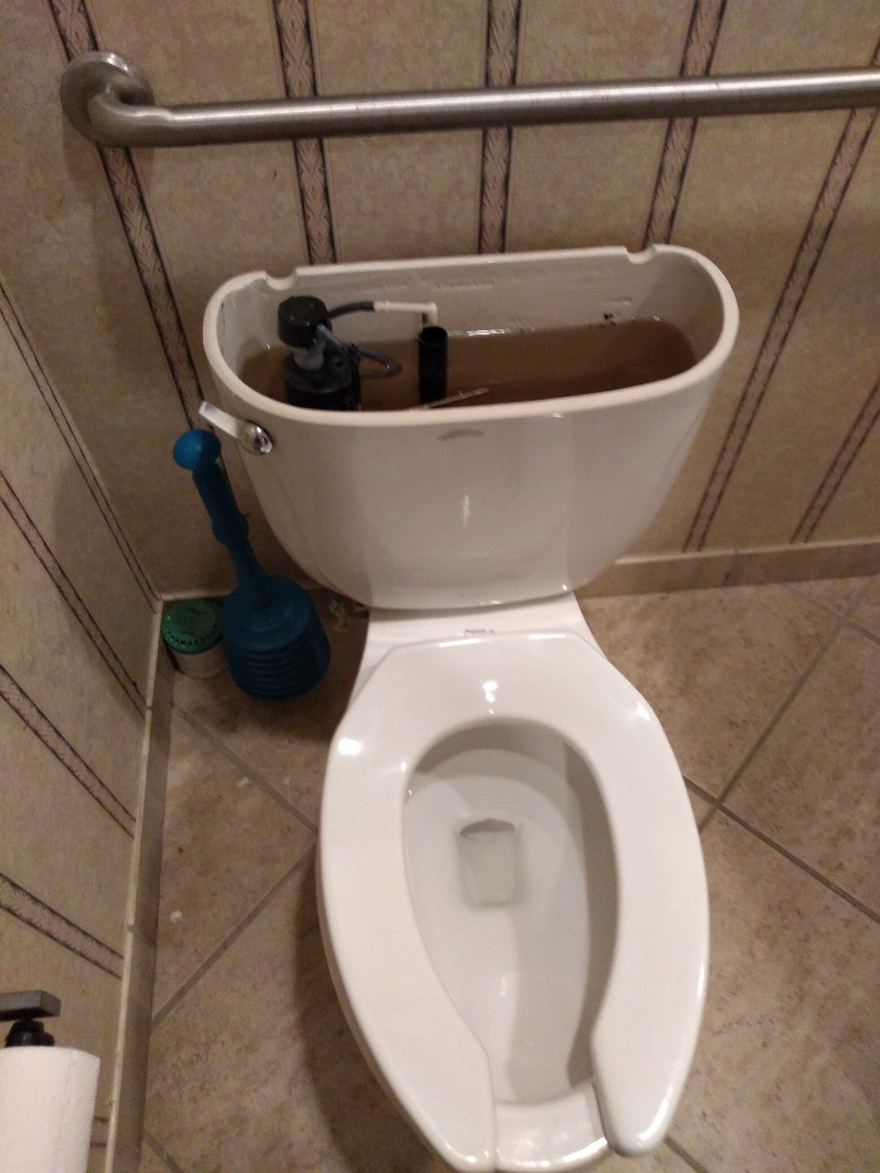 Cumming, GA - Toilet repair