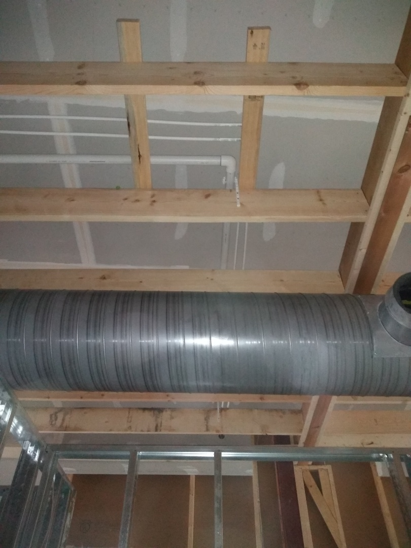 Roswell, GA - New piping for remodel