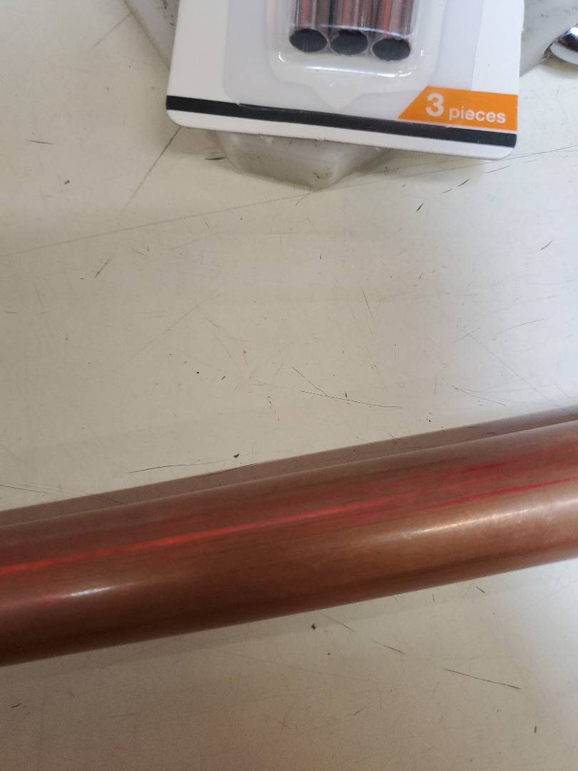Lithia Springs, GA - Leak on 3/4 copper pipe