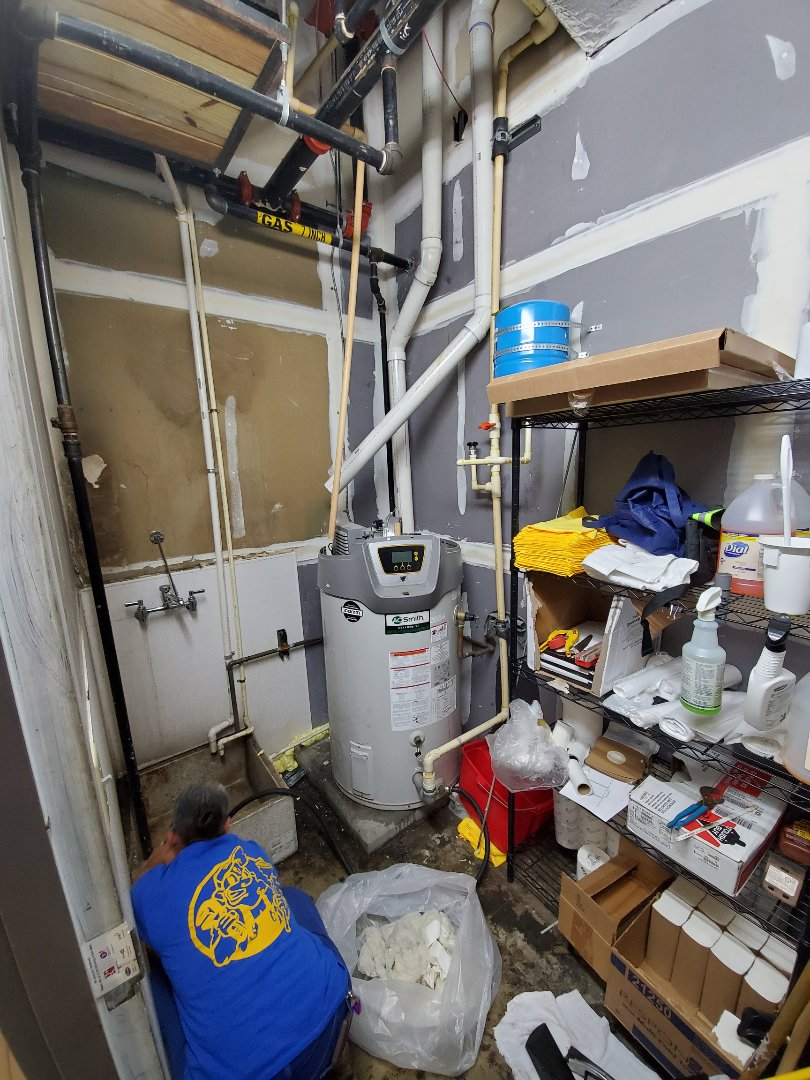 Replacing 60 gallon a.o Smith cyclone with navian 240A tankless water heater