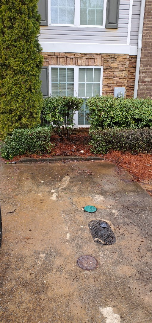 Decatur, GA - Install cleanout and repair backwater valve