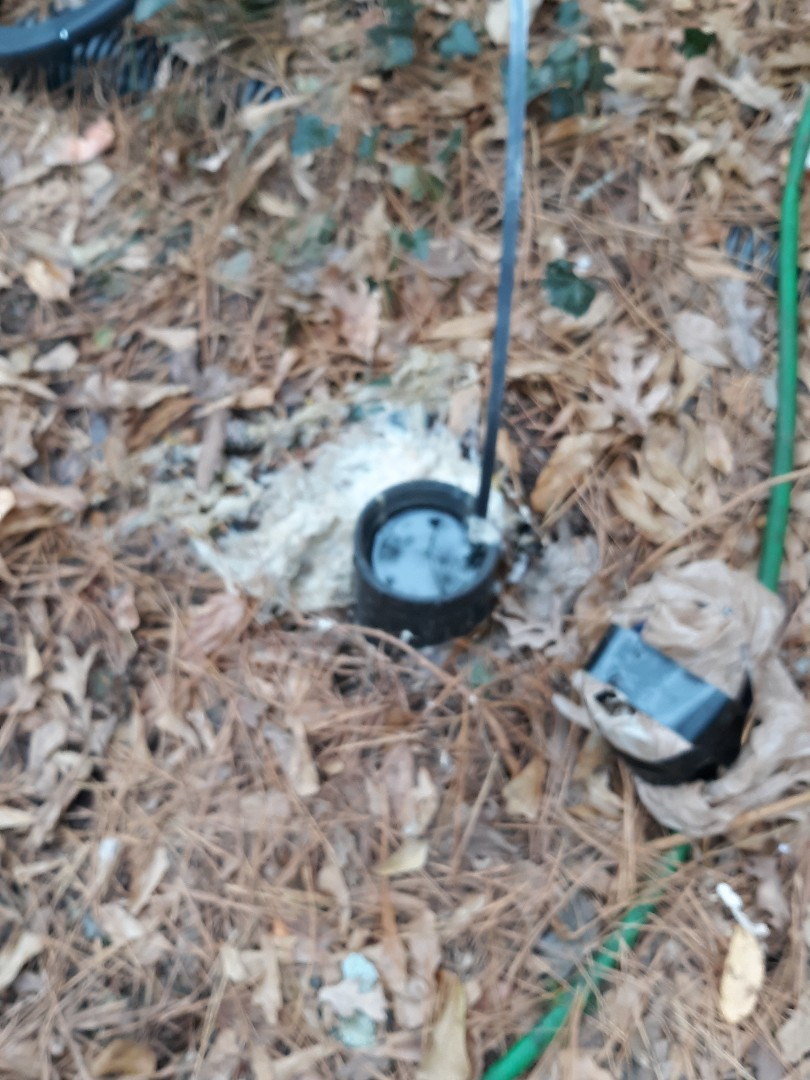 Main line sewer repair and back up roots