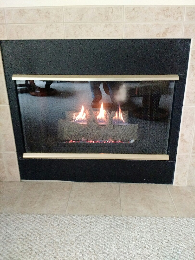 Waukesha, WI - Repair Majestic Fireplace.