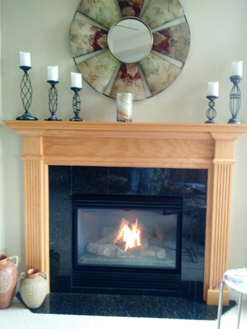 Pewaukee, WI - Service Heatalator fireplace.