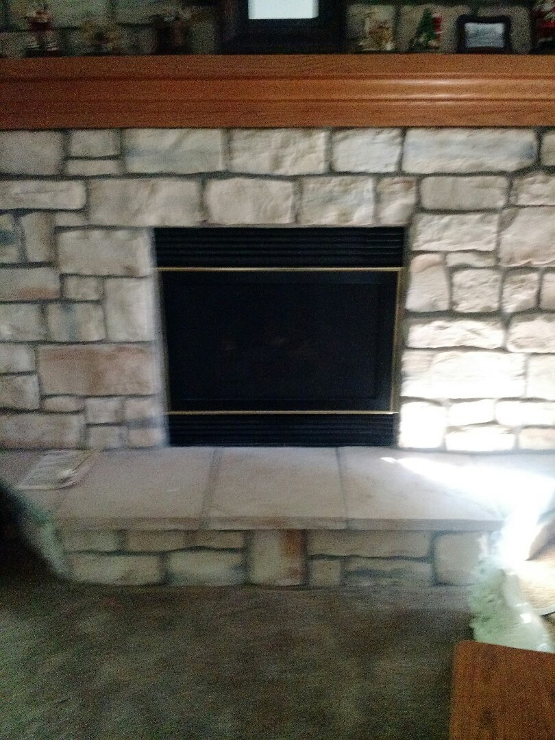 Pewaukee, WI - Repair Martin Fireplace.