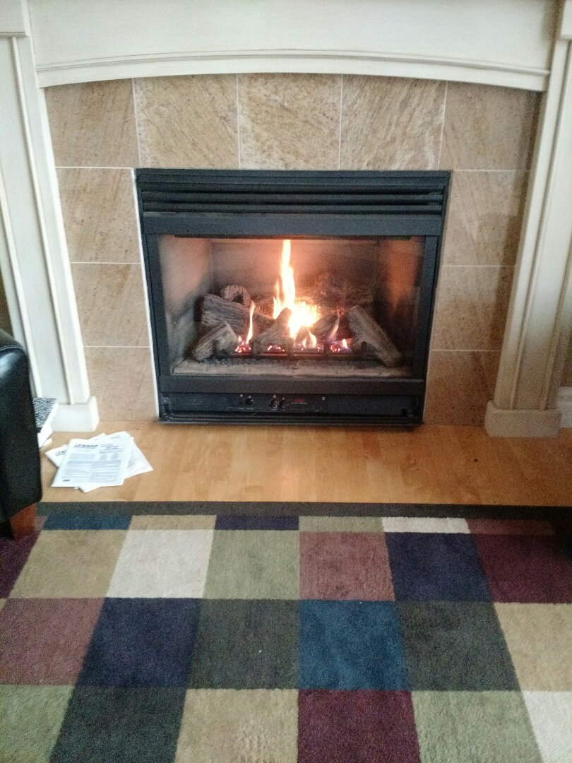 Oconomowoc, WI - Tune Up Lennox Fireplaces.