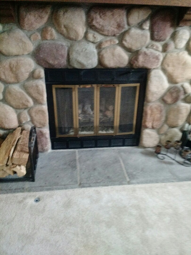 New Berlin, WI - Install gas log system.