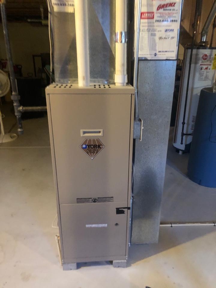 Dousman, WI - York furnace repair