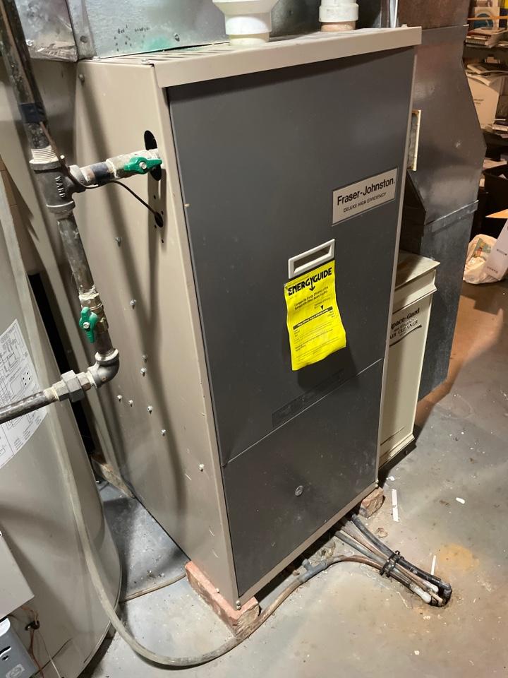 Mukwonago, WI - Furnace repair