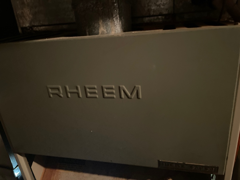 Delafield, WI - Rheem Furnace repair