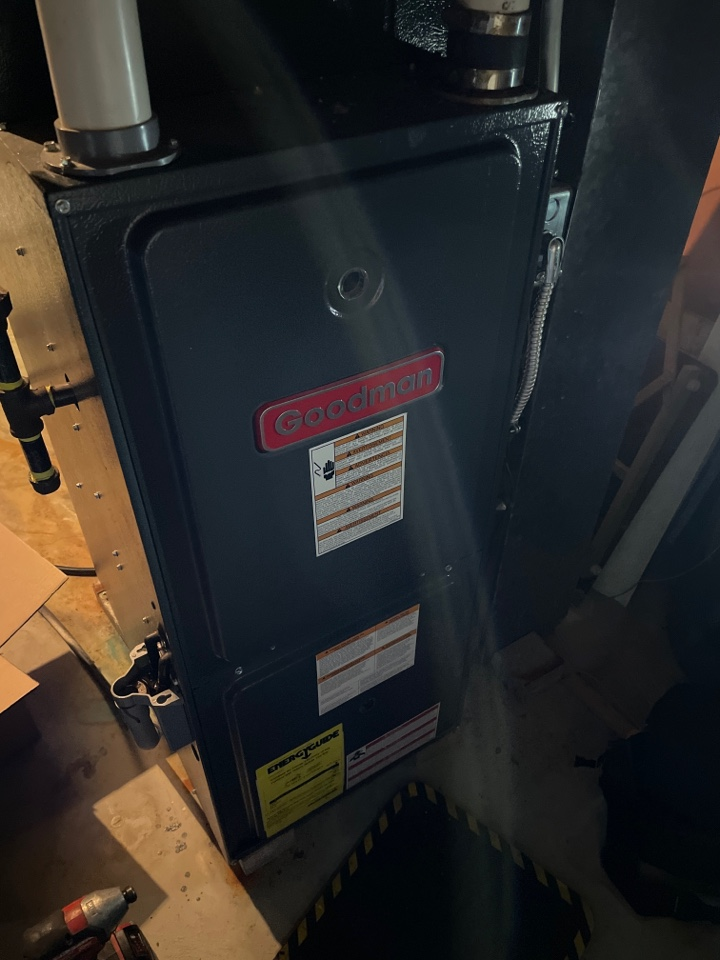 Waukesha, WI - Goodman furnace repair