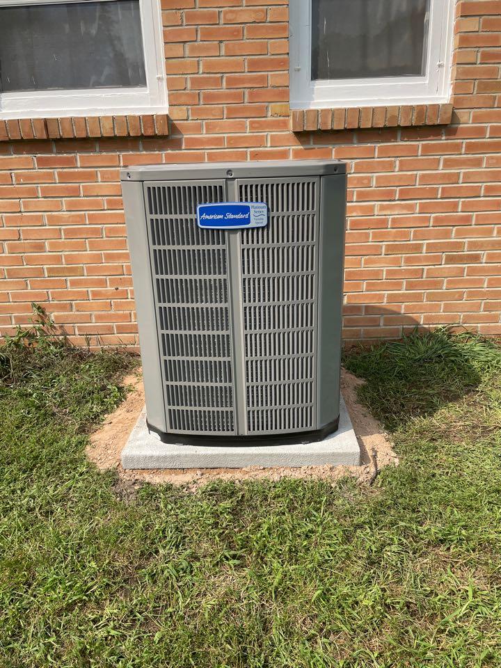 Jefferson, WI - American standard platinum system install