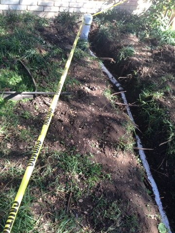 Austin, TX - Sewer line replacement in Austin TX